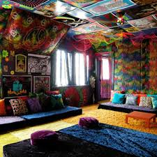 tree house decorating ideas. Bohemian Hippie Room Decor Home Ideas Unique With Tree House Decorating