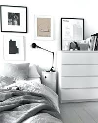 ikea bedroom furniture dressers. White Ikea Bedroom Furniture With Comfy Bed And Nightstands Also Dresser Childrens Dressers