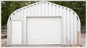 metal garage kit arch building