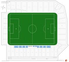Sporting Kc Seating Chart Childrens Mercy Park Seating Guide Rateyourseats Com