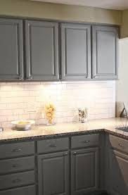 Subway Tile Backsplash Grey Grout Gray Glass Kitchen Choosing Good ...