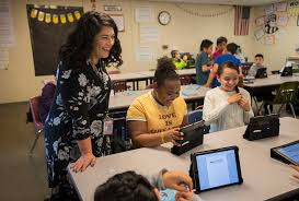Clark County faces steep climb to diversify teaching force « Special  Projects