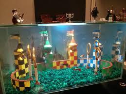 amy lego quidditch aquarium at my office