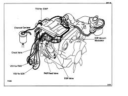 toyota 22re engine firing diagram auto electrical wiring diagram 1990 toyota 3 0 v6 engine diagram