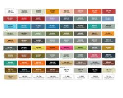 Gunze Sangyo Paint Conversion Chart Www Bedowntowndaytona Com