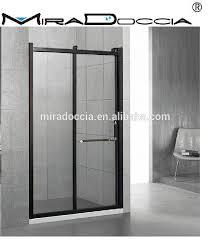 fascinating black framed shower doors aluminum door frame suppliers with grids metal