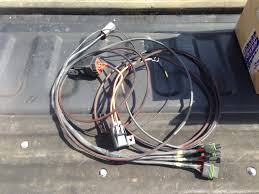 for new ludwig aem smart coils w harness wires custom new ludwig aem smart coils w harness amp wires custom power harness aem