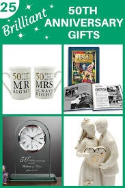 looking for unique 50th anniversary gifts to see 25 impressive 50th wedding anniversary gifts