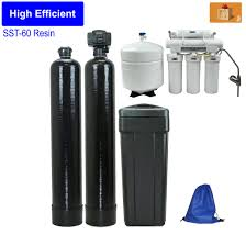 home water filter system. The Ultimate Home Water Filtration System - Fleck 5600sxt Softener  With SST-60 Resin Home Water Filter System