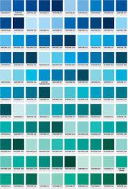 Pantone Color Blue Chart Pantone Colour Chart 4 Plastol