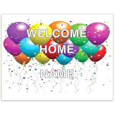 Welcome Card Templates Baby Birthday Invitation Cards Templates Welcome Card Design