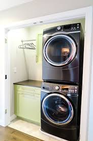 Very Small Laundry Room 25 Best Stacked Washer Dryer Ideas On Pinterest Stackable