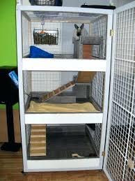 diy rabbit cage indoor rabbit hutch the best pet habitat ever seen rabbits forum blue diy rabbit cage