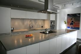 Small Picture Concrete Kitchen Countertops Kitchen Awesome Countertop Materials