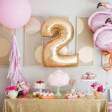 Beautifully styled flamingo themed party tablescape | 10 Delightful Dessert  Table Ideas - Tinyme Blog