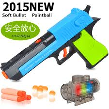 <b>Desert Eagle Toy</b> Pistol Shooting Soft Bullet Water Absorbent ...
