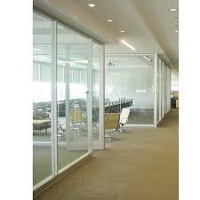 interior office sliding glass doors. commercial office doors with clear glass panel interior sliding