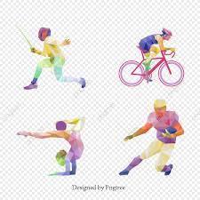 كرتون تمارين رياضة اللياقة البدنية, تمرين, كندو, الكرة PNG والمتجهات  للتحميل مجانا