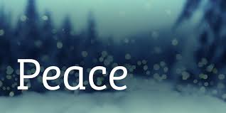 Advent Week Two: A Peace for All Creation - Awana