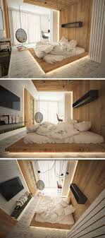 lighting in the home. Highlight Your Bed With A Floor-To-Ceiling Headboard And Hidden Lighting In The Home