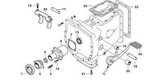 massey ferguson 135 gearbox parts massey ferguson 8 speed transmission bell housing parts