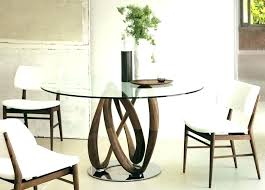 glass dining room table decorating ideas top rectangular round for 6 with chairs tables glamorous kitchen astoundi