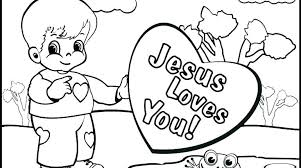 Amazing Jesus Loves Me Coloring Page Ideas Printable Coloring