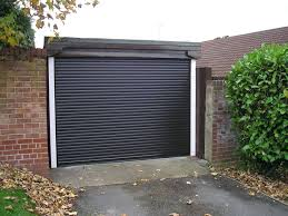 compact garage doors warm protection compact electric garage door in anthracite grey sws compact roller garage