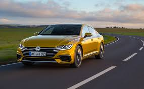 Audi A6 Depreciation Chart The Clarkson Review 2018 Volkswagen Arteon