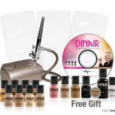 airbrush make up singapore dinair personal pro kit