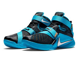 lebron james shoes 13 blue. lebron 13 shares its blue lagoon style with the nike soldier ix lebron james shoes