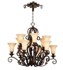 kalco 4033fc ps14 ibiza 12 light 37 inch french cream chandelier ceiling light