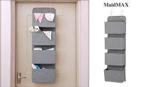 maidmax over door storage wall hanging