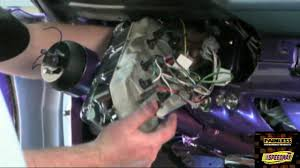 painless performance 65 66 mustang wiring harness installation video painless performance 65 66 mustang wiring harness installation video part 2
