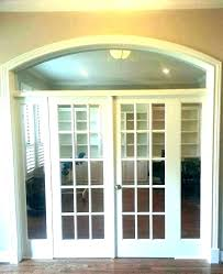 how to install a double door double doors interior installing french doors interior cost to install