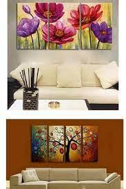 flower art fl painting canvas