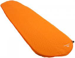 <b>Коврик</b> самонадувающийся Outventure оранжевый цвет — купить ...