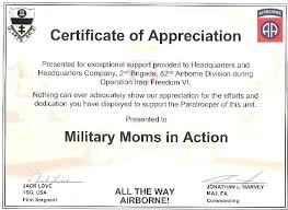 Certificate Of Appreciation Verbiage Blank Certificate Of