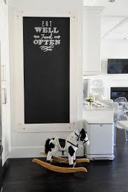 Chalkboard In Kitchen 17 Best Ideas About Framed Chalkboard Walls On Pinterest