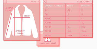 Height Weight Dress Size Chart Uk Size Guide Rokit Vintage Clothing