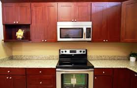 Kitchens With Cherry Cabinets Best DKBC Cherry Shaker Oak Kitchen Cabinets G48 DKBC Kitchen Cabinets