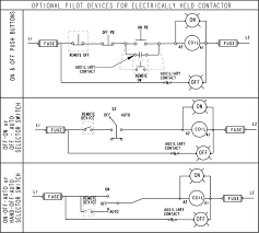 amazing 3 pole lighting contactor wiring diagram gallery