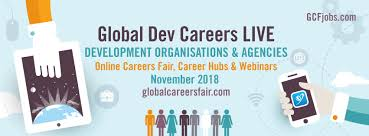 live careers global development careers live global careers fair