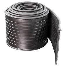 wayne dalton bead end garage door bottom rubber weather seal
