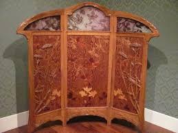 Art Nouveau furniture Picture of The Yamazaki Mazak Museum of
