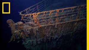 How Did the 'Unsinkable' Titanic End Up at the Bottom of the Ocean?    National Geographic - YouTube
