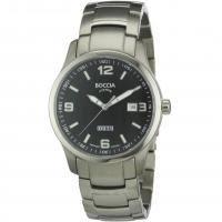 Наручные <b>часы Boccia</b> Titanium <b>3530-06</b> — купить в интернет ...