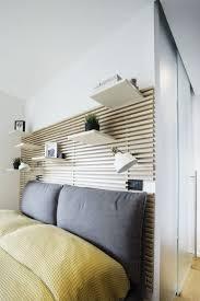 Schlafzimmer Bett Kopfteil Holz Deko Lavish Lakewood