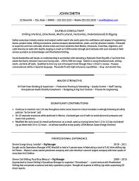 Click Here to Download this Oilfield Consultant Resume Template! http://www.