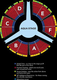 Le Reve Seating Chart Best Picture Of Chart Anyimage Org